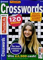 Family Crosswords Magazine Issue NO 24