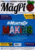 Magpi Magazine Issue MAR 20