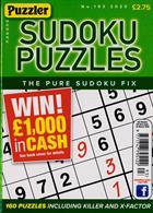 Puzzler Sudoku Puzzles Magazine Issue NO 193