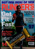 Runners World Magazine Issue APR 20