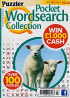 Puzzler Q Pock Wordsearch Magazine Issue NO 207