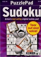 Puzzlelife Ppad Sudoku Magazine Issue NO 48