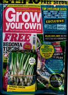 Grow Your Own Magazine Issue APR 20
