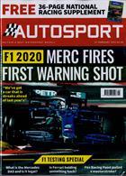 Autosport Magazine Issue 27/02/2020