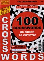 Brainiac Crossword Magazine Issue NO 107