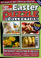 Tab Puzzle Collection Magazine Issue EASTER