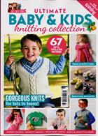 Get Into Craft Magazine Issue BABY KNITS