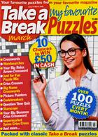 Tab My Favourite Puzzles Magazine Issue MAR 20