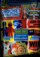 Your Crochet Knitting Magazine Issue NO 16