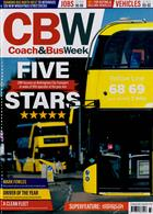Coach And Bus Week Magazine Issue NO 1433