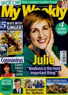 My Weekly Magazine Issue 29/02/2020