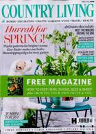 Country Living Magazine Issue APR 20