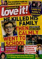 Love It Magazine Issue NO 730