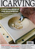 Woodcarving Magazine Issue MAR-APR