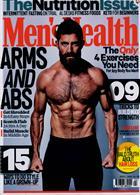 Mens Health Travel Size Magazine Issue APR 20