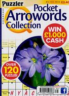 Puzzler Q Pock Arrowords C Magazine Issue NO 135