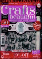 Crafts Beautiful Magazine Issue MAR 20