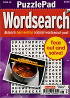 Puzzlelife Ppad Wordsearch Magazine Issue NO 48
