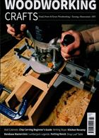 Woodworking Crafts Magazine Issue NO 60