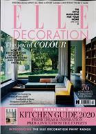 Elle Decoration Magazine Issue APR 20