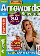 Family Arrowords Selection Magazine Issue NO 24