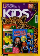 National Geographic Kids Magazine Issue APR 20