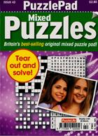 Puzzlelife Ppad Puzzles Magazine Issue NO 42