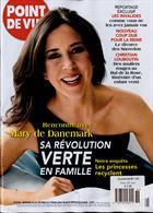 Point De Vue Magazine Issue NO 3736