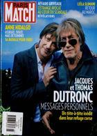 Paris Match Magazine Issue NO 3695