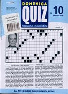 Domenica Quiz Magazine Issue NO 10