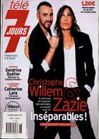 Tele 7 Jours Magazine Issue NO 3118