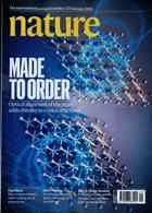 Nature Magazine Issue 27/02/2020