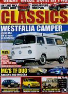 Classics Magazine Issue SPRING