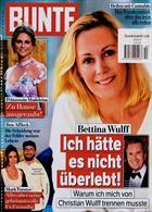 Bunte Illustrierte Magazine Issue NO 10