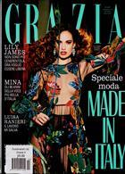 Grazia Italian Wkly Magazine Issue NO 10
