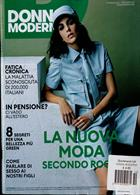Donna Moderna Magazine Issue NO 10