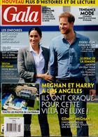 Gala French Magazine Issue NO 1394