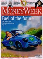 Money Week Magazine Issue NO 988