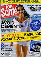 Top Sante Travel Edition Magazine Issue MAR 20