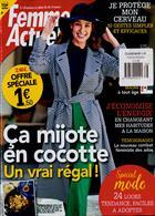 Femme Actuelle Magazine Issue NO 1849