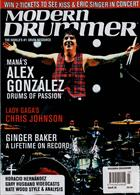 Modern Drummer Magazine Issue MAR 20
