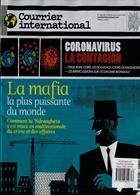 Courrier International Magazine Issue NO 1530