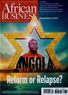 African Business Magazine Issue MAR 20