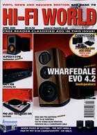 Hi Fi World & Comp Audio Magazine Issue APR 20