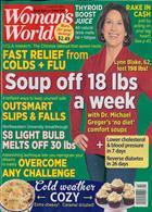 Womans World Magazine Issue 27 JAN 20