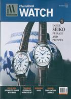 Iw International Watch Magazine Issue FALL 20