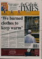 Catholic Times Magazine Issue 20/03/2020