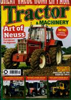 Tractor And Machinery Magazine Issue APR 20