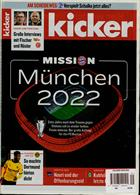 Kicker Montag Magazine Issue NO 9