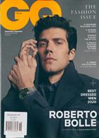 Gq Italian Magazine Issue NO 236